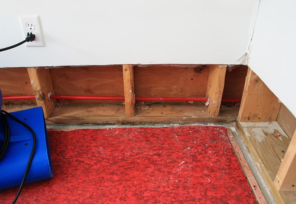 Water Damage Restoration Katy Texas : (281) 245-1089